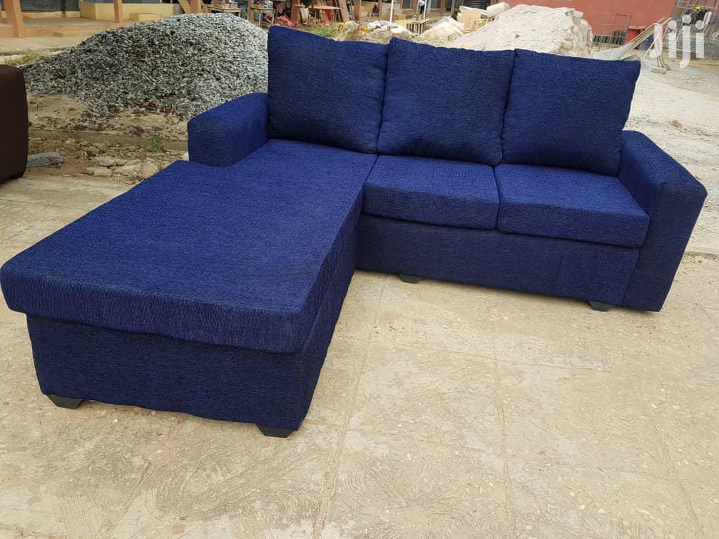 Archive: Brand New Quality Italian L Shape Sofa Model
