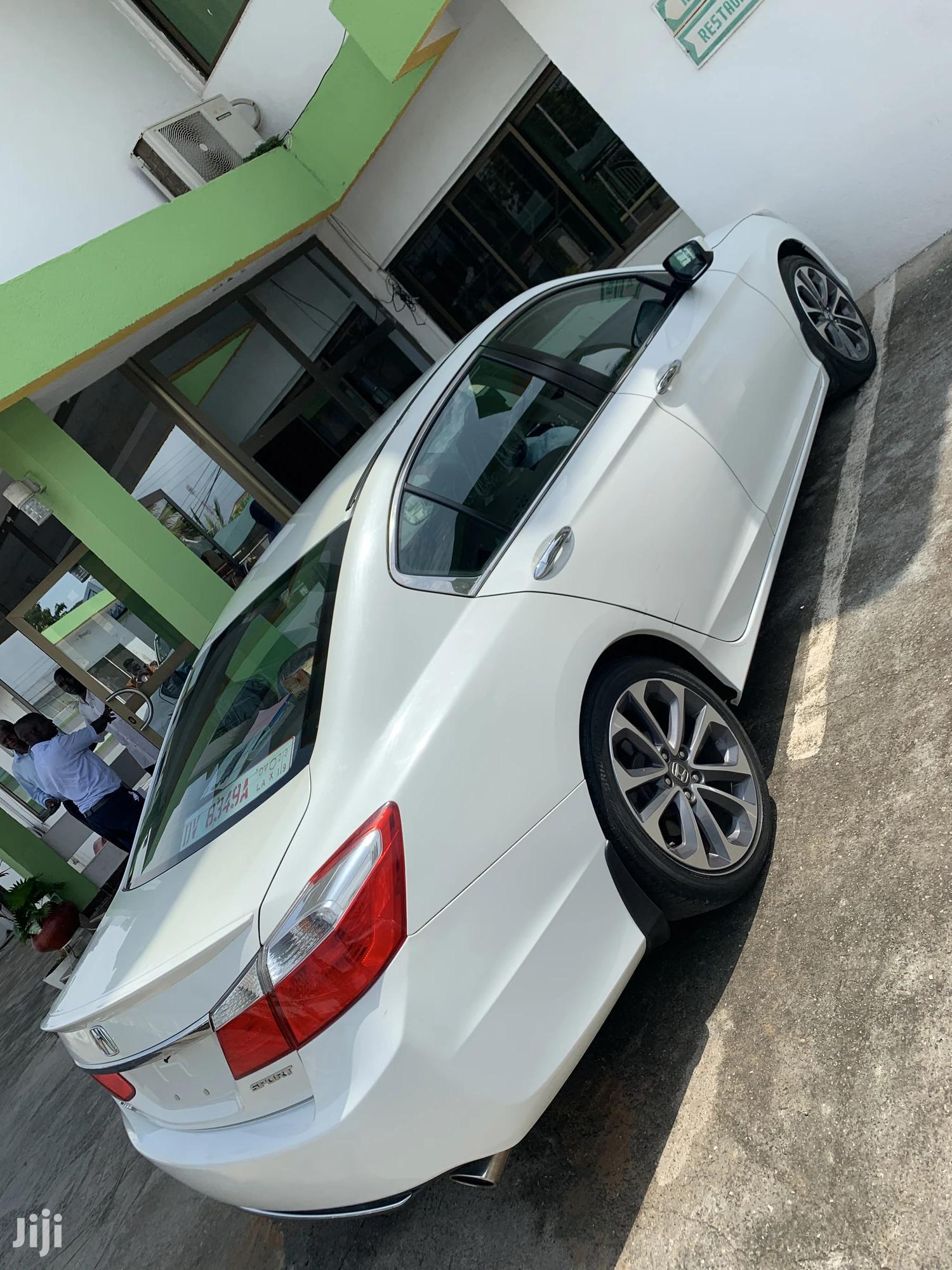 Honda Accord 2015 White | Cars for sale in Tema Metropolitan, Greater Accra, Ghana