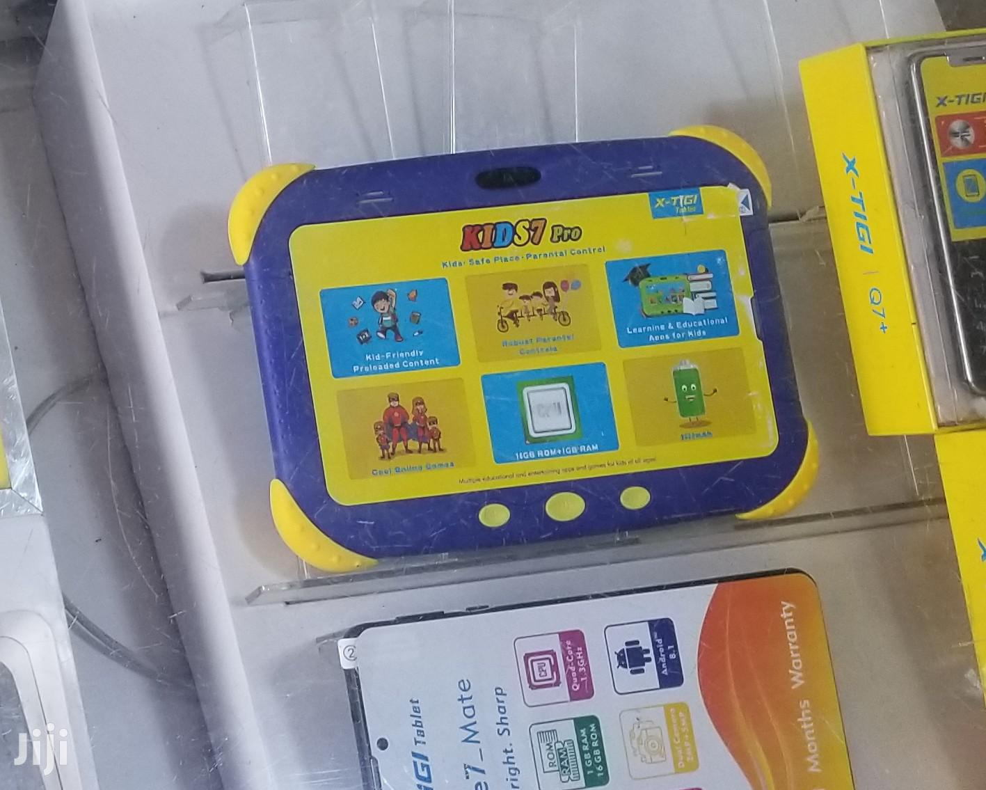 New X-tigi Kids 7 Pro 32 GB Blue