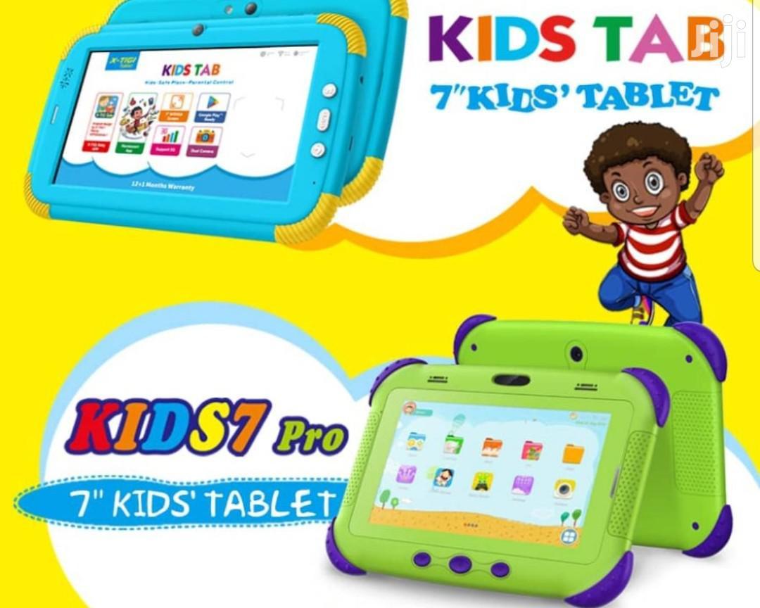 New X-tigi Kids 7 Pro 32 GB Blue | Tablets for sale in Kokomlemle, Greater Accra, Ghana
