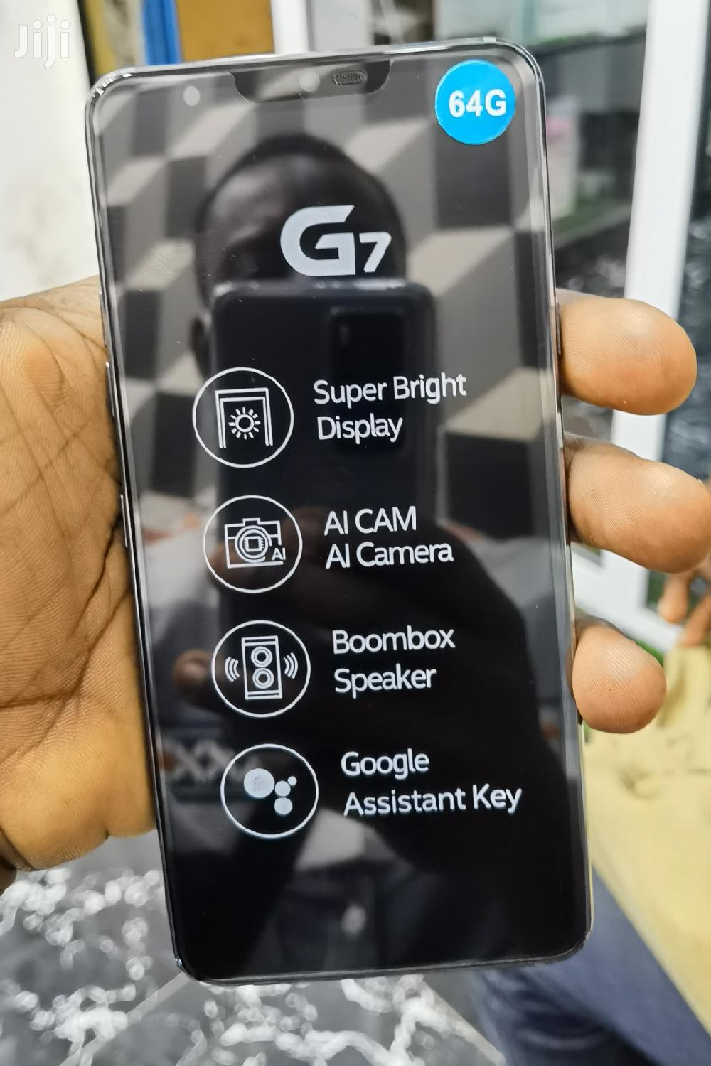 Archive: New LG G7 ThinQ 64 GB