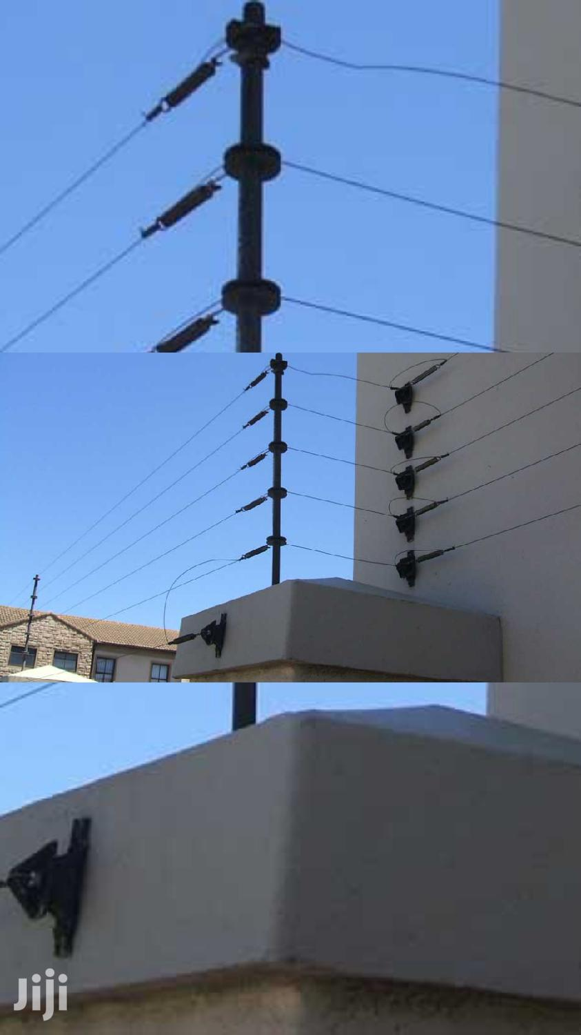Archive: Installation of Electric Fence