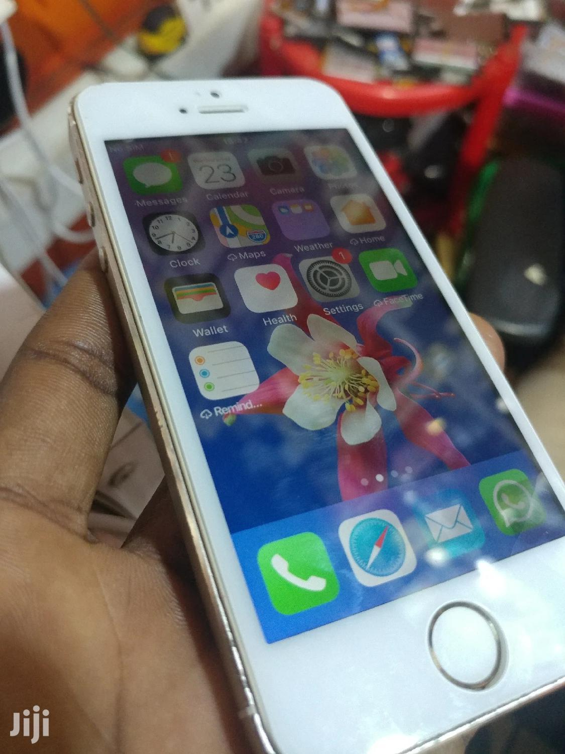 Archive: Apple iPhone 5s 16 GB Gray