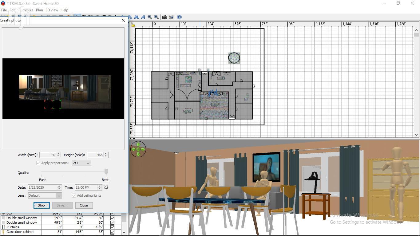 Archive: Building Plan Design
