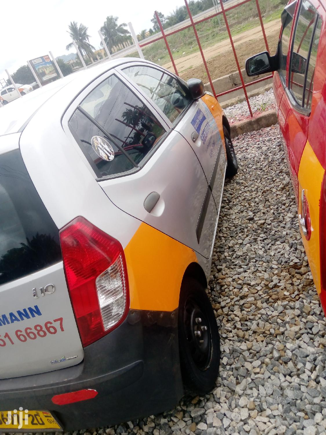 Hyundai i10 2012 1.2 Silver | Cars for sale in Awutu Senya East Municipal, Central Region, Ghana