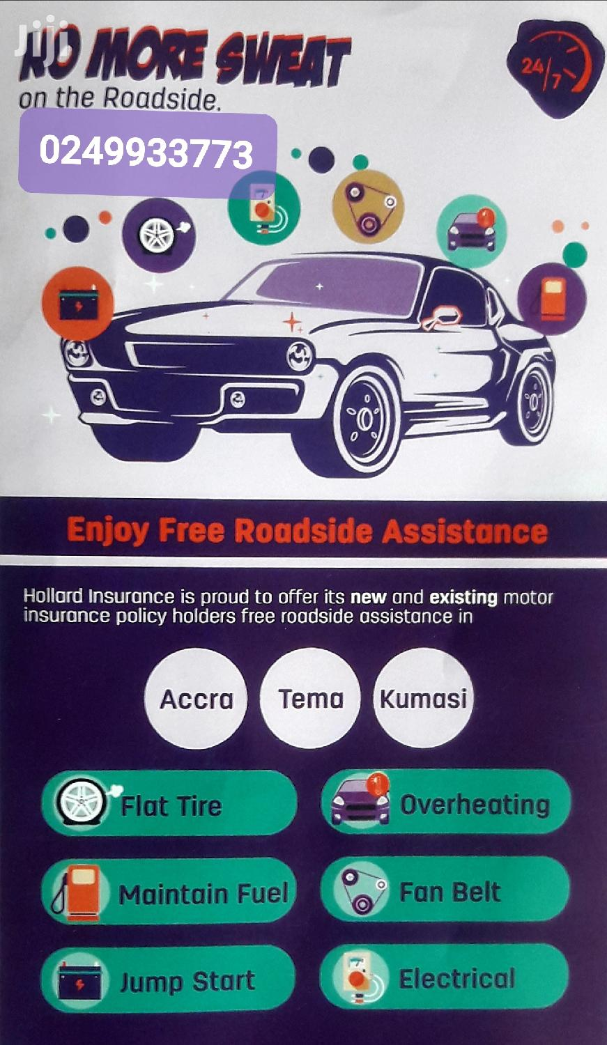 Vehicle Insurance | Other Services for sale in Accra Metropolitan, Greater Accra, Ghana