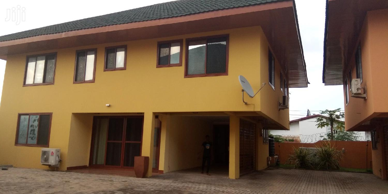 Five (5) Bedrooms Fully Furnished Duplex East Legon 4 Rent