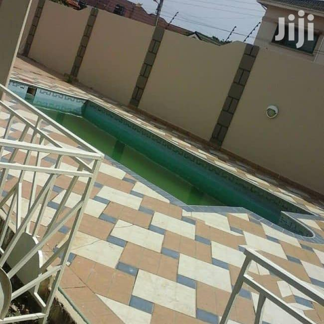 5 Bedrooms 2 Boys Quarters With Swimming Pool. East Legon