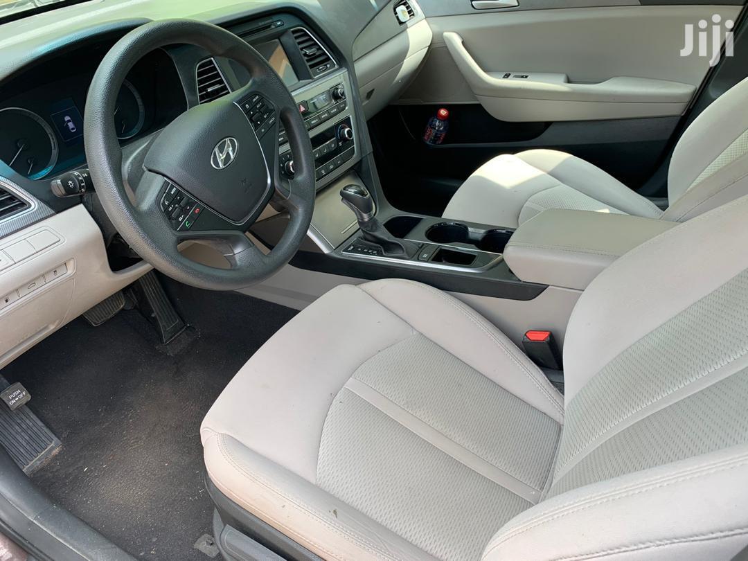 Archive: Hyundai Sonata 2016