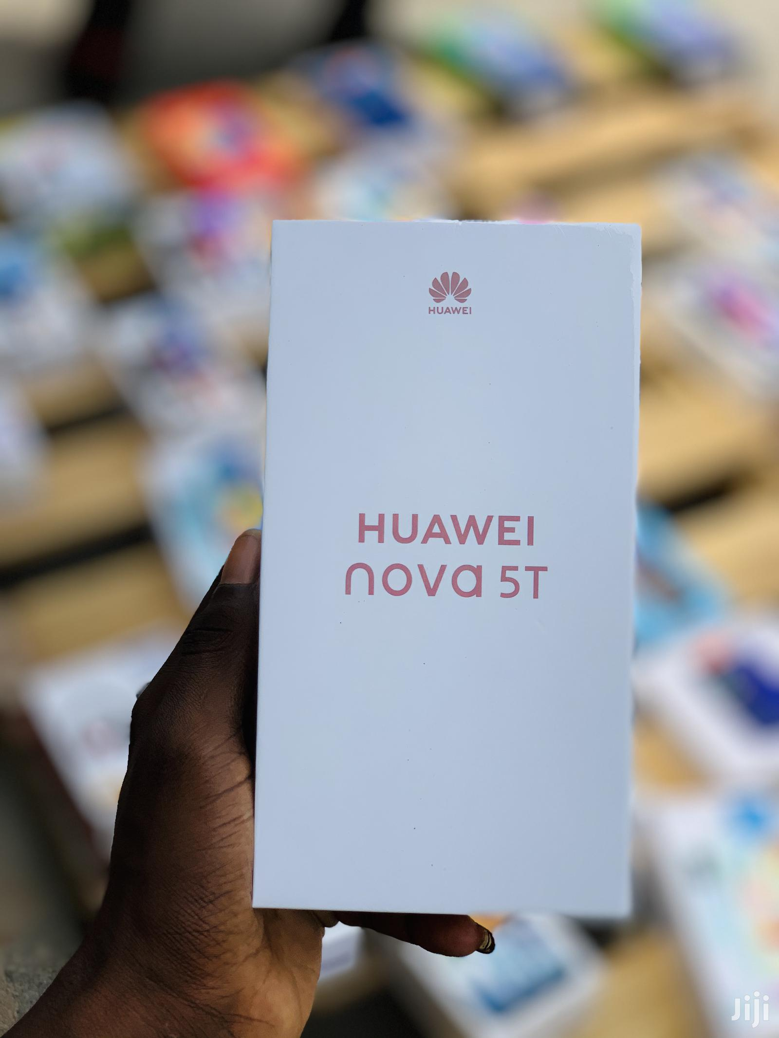 New Huawei Nova 5T 128 GB | Mobile Phones for sale in Teshie-Nungua Estates, Greater Accra, Ghana