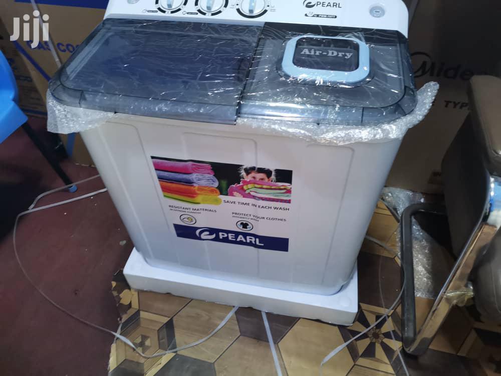 Pearl 12kg Twin Tub Automatic Washing Machine Type