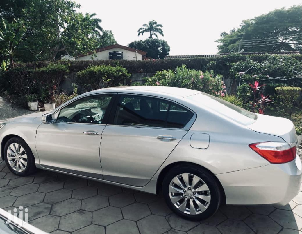 Honda Accord 2015 Silver | Cars for sale in Dansoman, Greater Accra, Ghana