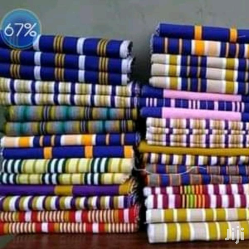 Archive: Beautiful Northern Fabric /Kente