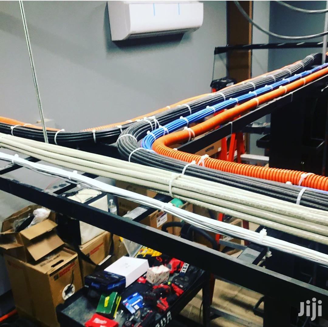 Gh Cabling Expert. Cat6+ Firmly Terminated In Gh🇬🇭   Computer & IT Services for sale in Accra Metropolitan, Greater Accra, Ghana