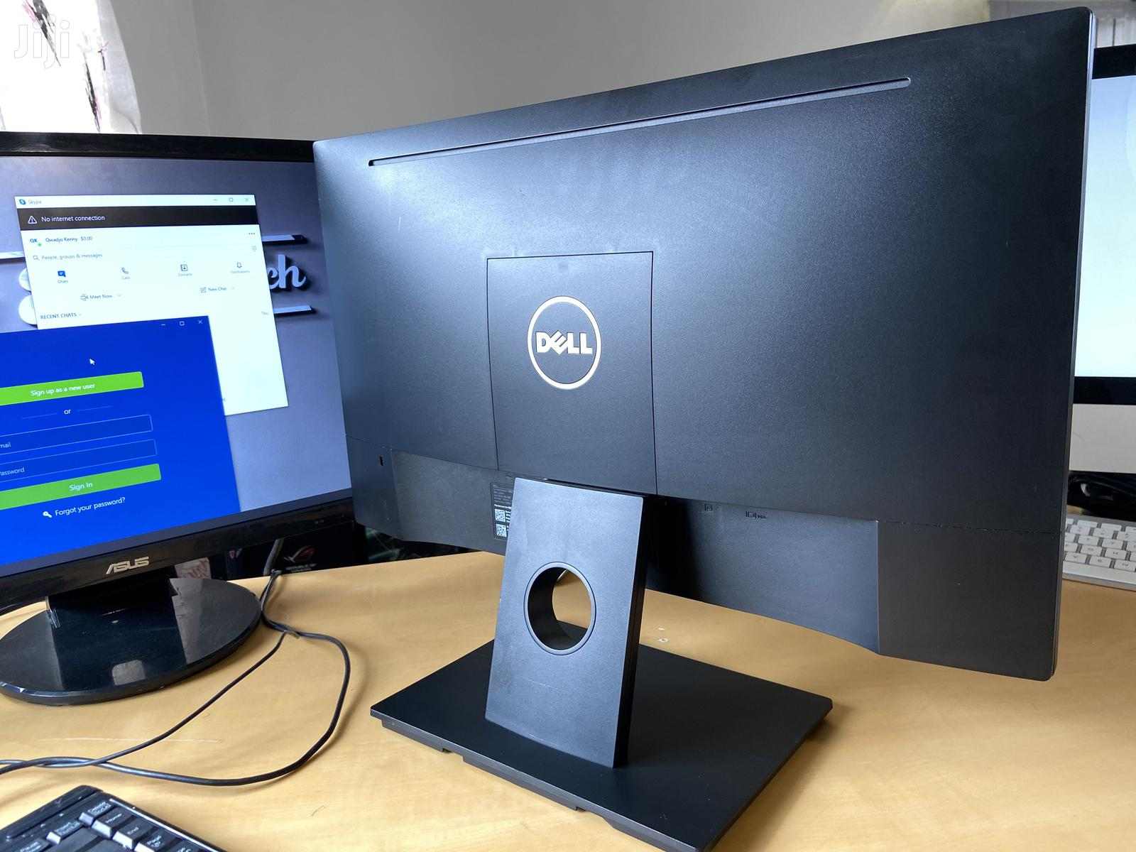 Dell Monitor 22 Inches FHD   Computer Monitors for sale in Ga East Municipal, Greater Accra, Ghana