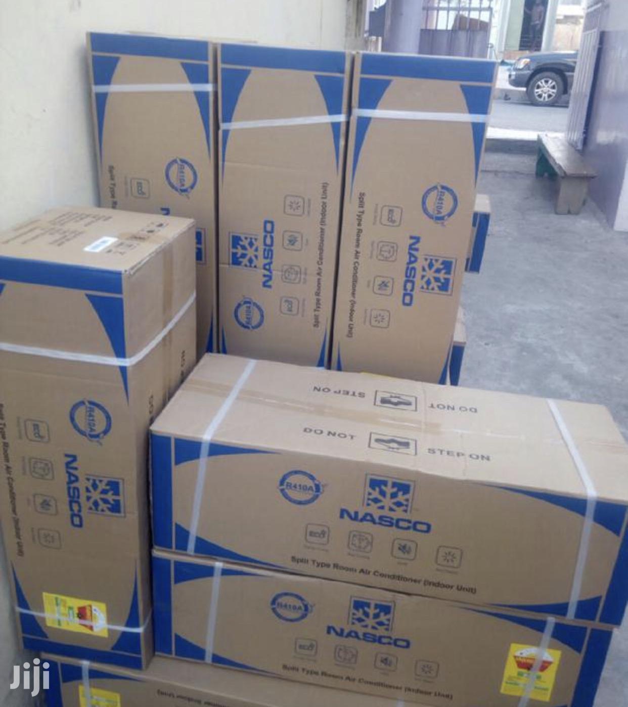 New Nasco 1.5 HP Split Air Conditioner Anti Rust