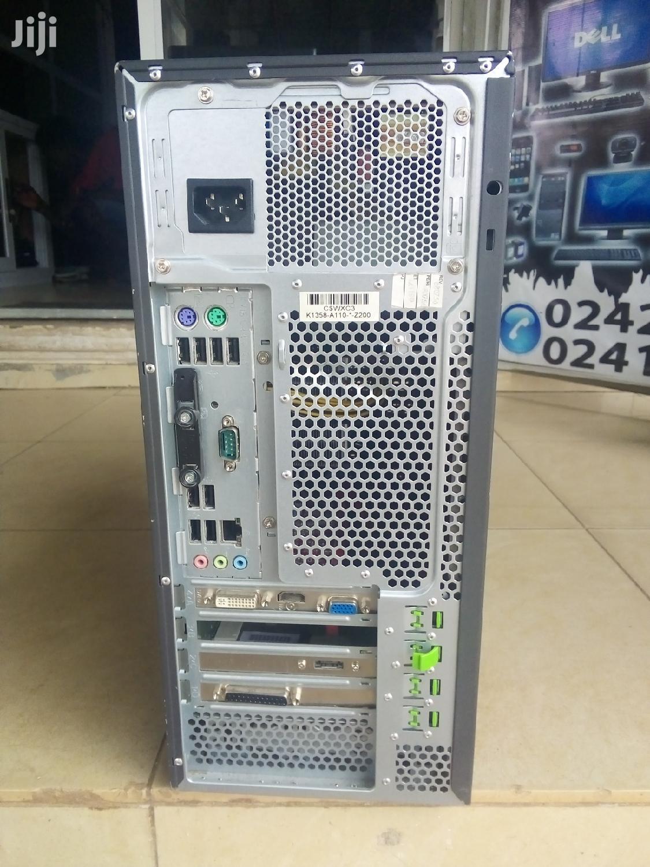 Archive: Desktop Computer Fujitsu Celsius M770 12GB Intel Core i7 HDD 1T