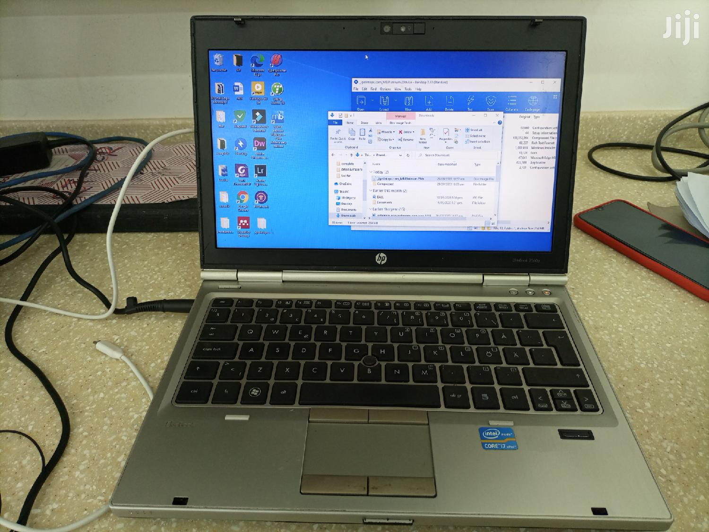 Laptop HP EliteBook 2560P 8GB Intel Core I7 HDD 500GB | Laptops & Computers for sale in Ho Municipal, Volta Region, Ghana