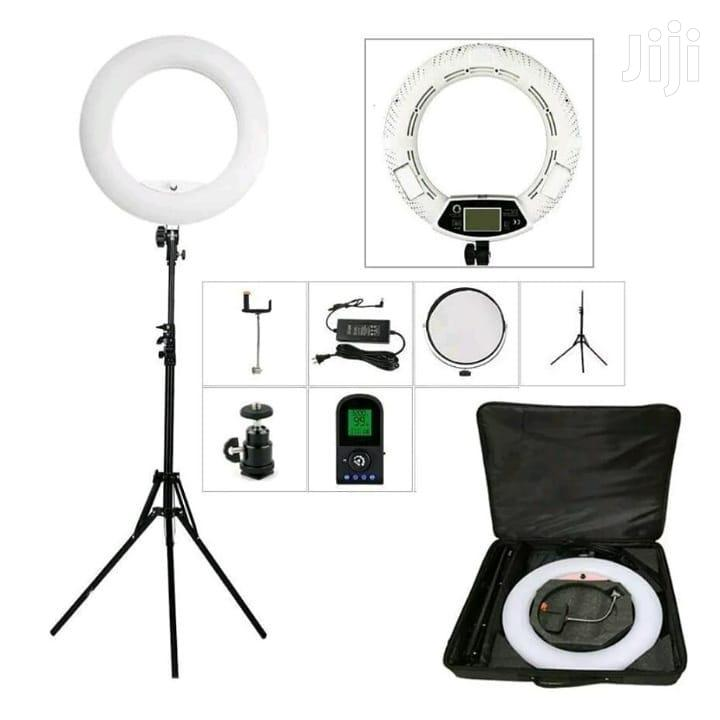 Ringlight For Photos And Videos   Accessories for Mobile Phones & Tablets for sale in Ga East Municipal, Greater Accra, Ghana