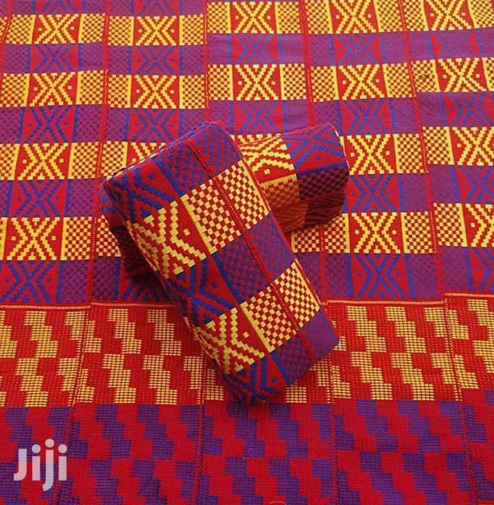 Biggles Kente Web Fabrics | Clothing for sale in Mfantsiman Municipal, Central Region, Ghana