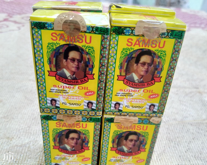 Original Samsu Super Oil