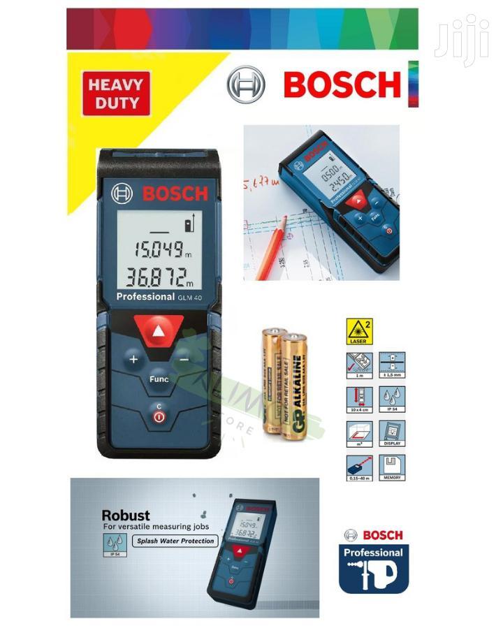 Bosch Distance Laser Measure GML 40