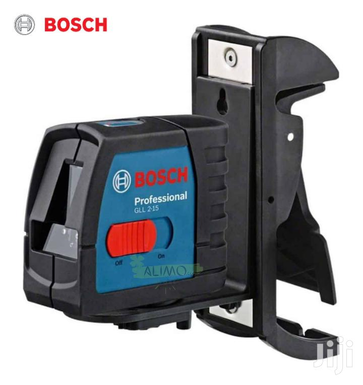 Bosch Cross-line Laser Level (Gll 2-15)   Measuring & Layout Tools for sale in Accra Metropolitan, Greater Accra, Ghana