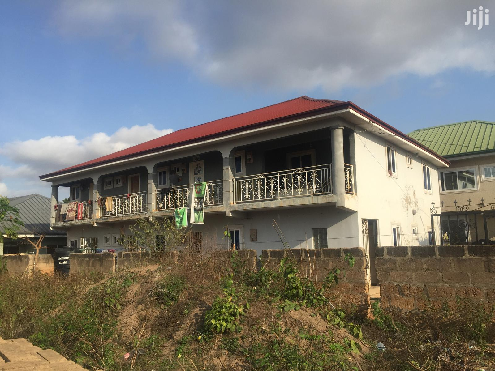 Chamber and Hall Apartment for Sale at Amarhia Otinibi