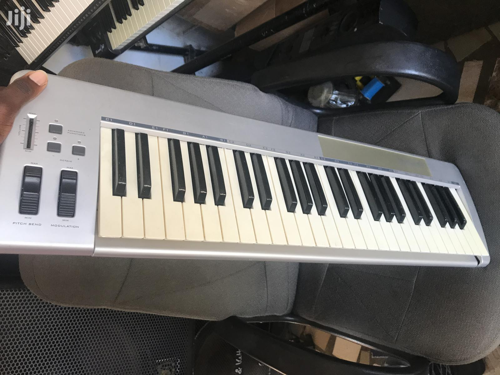 M Audio Midi Keyboard | Musical Instruments & Gear for sale in Accra Metropolitan, Greater Accra, Ghana