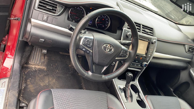 Toyota Camry 2015 Beige | Cars for sale in Atwima Mponua, Ashanti, Ghana