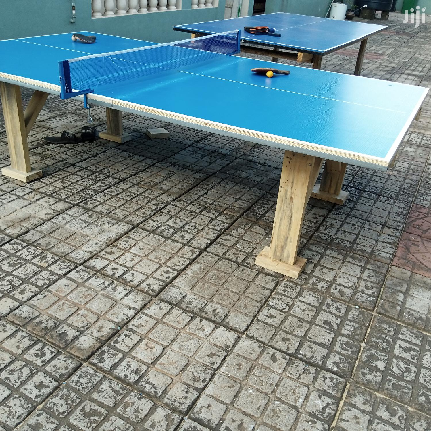 Brand New Table Tennis Boards And Basketball Stands | Sports Equipment for sale in Achimota, Greater Accra, Ghana