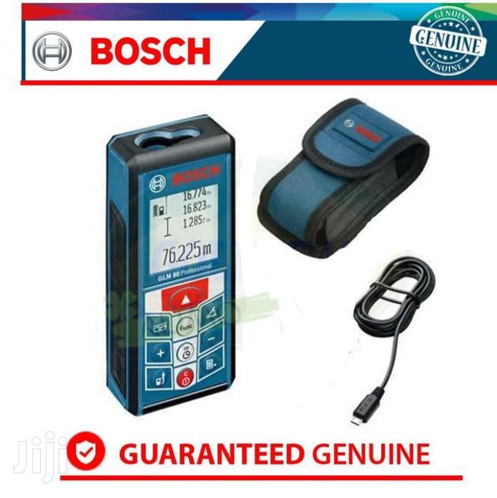 Bosch Distance Laser Measure GML 80