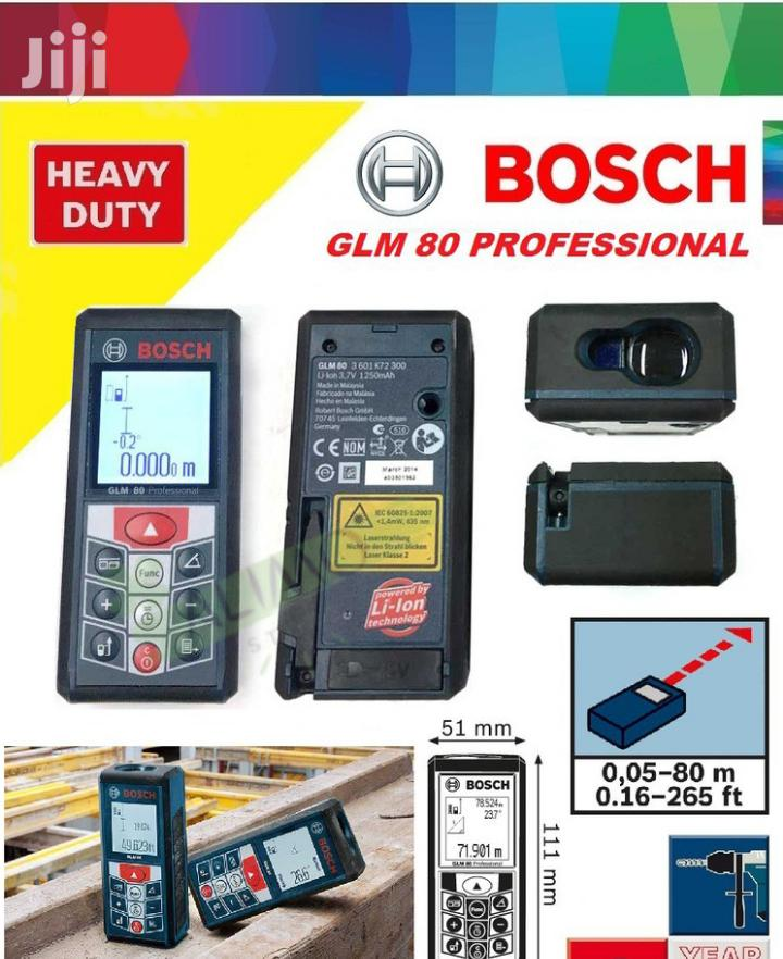 Bosch Distance Laser Measure GML 80   Measuring & Layout Tools for sale in Accra Metropolitan, Greater Accra, Ghana