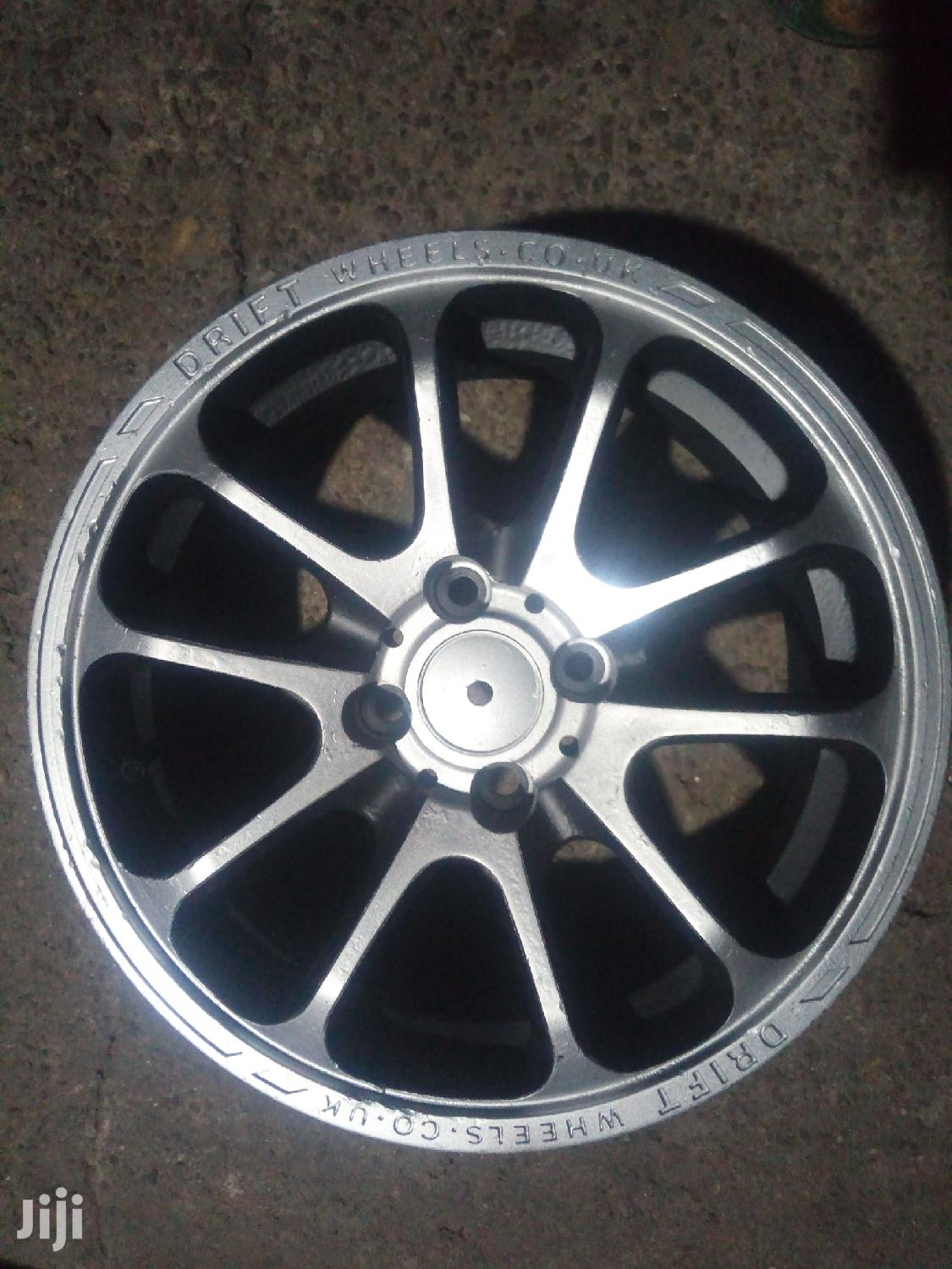 Original Alloy Rims 15 (4 Holes) | Vehicle Parts & Accessories for sale in Nungua East, Greater Accra, Ghana
