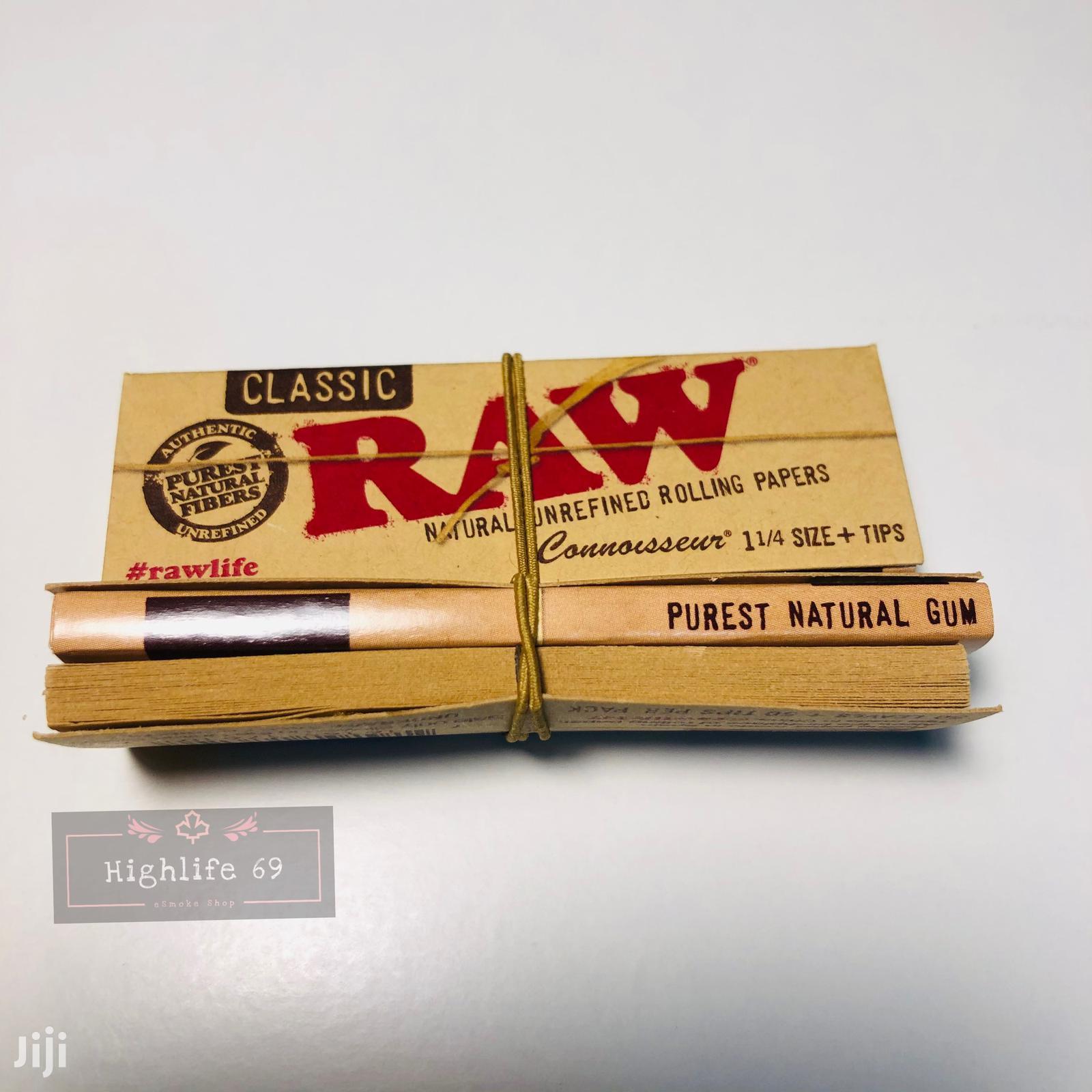 Raw Classic + Tips