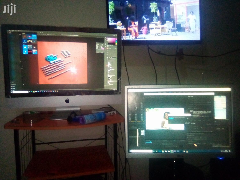Archive: Desktop Computer Apple iMac 8GB Intel Core I3 HDD 500GB