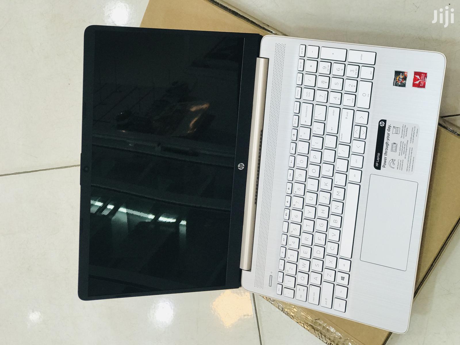 New Laptop HP 15-Ra003nia 8GB AMD Ryzen SSD 256GB | Laptops & Computers for sale in Accra Metropolitan, Greater Accra, Ghana