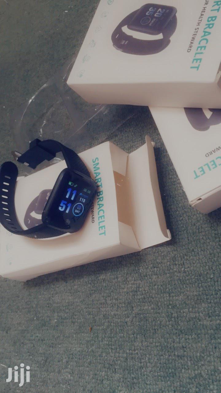 Archive: 116plus Smart Watch Black Smart Wristband
