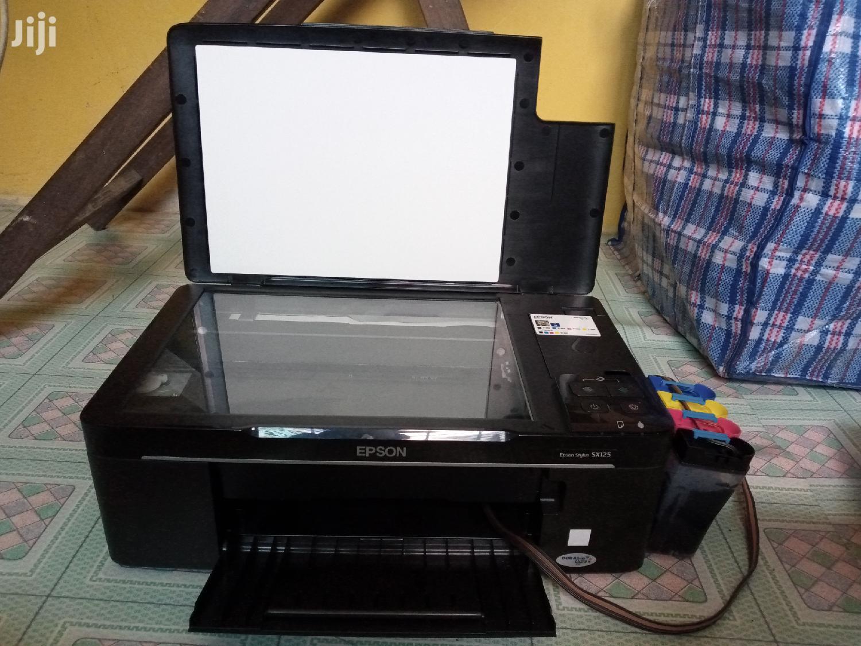 Archive: Printer Epson