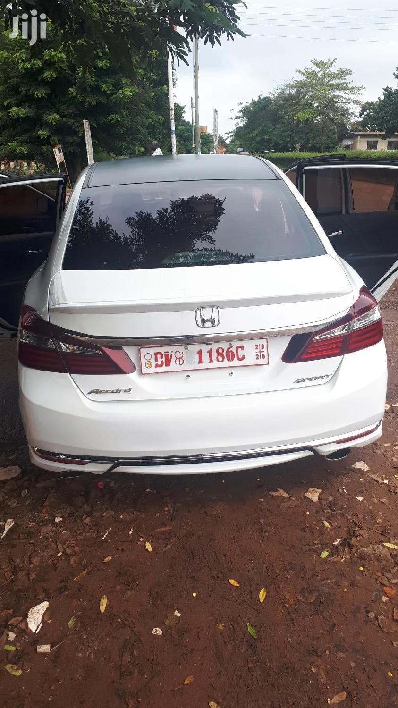 Honda Accord 2017 White   Cars for sale in Kumasi Metropolitan, Ashanti, Ghana