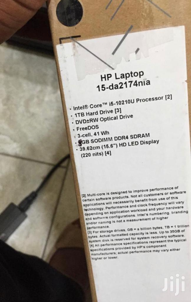 New Laptop HP Pavilion 15 8GB Intel Core I5 SSHD (Hybrid) 1T | Laptops & Computers for sale in Kwashieman, Greater Accra, Ghana