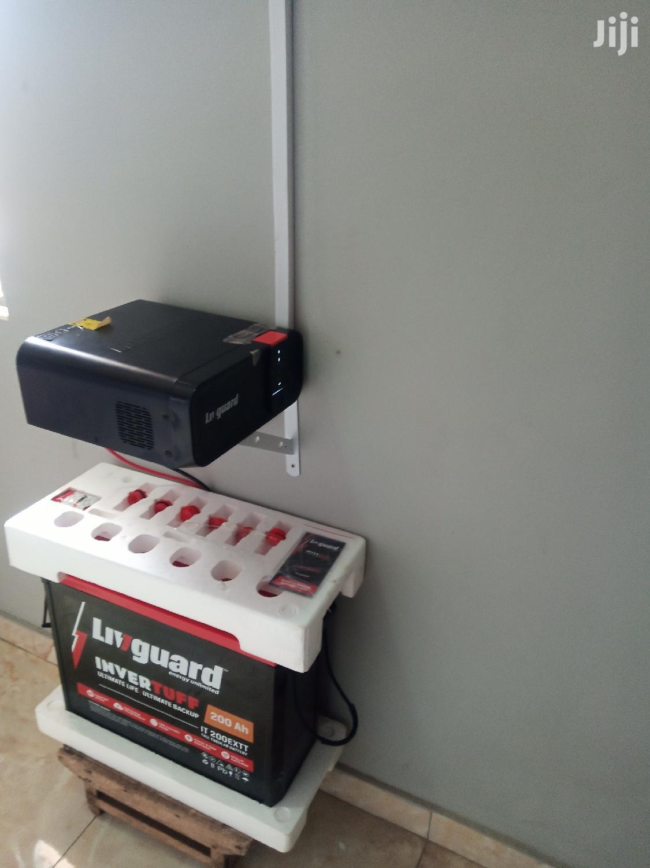 Archive: Solar Panels , Inverters & Batteries