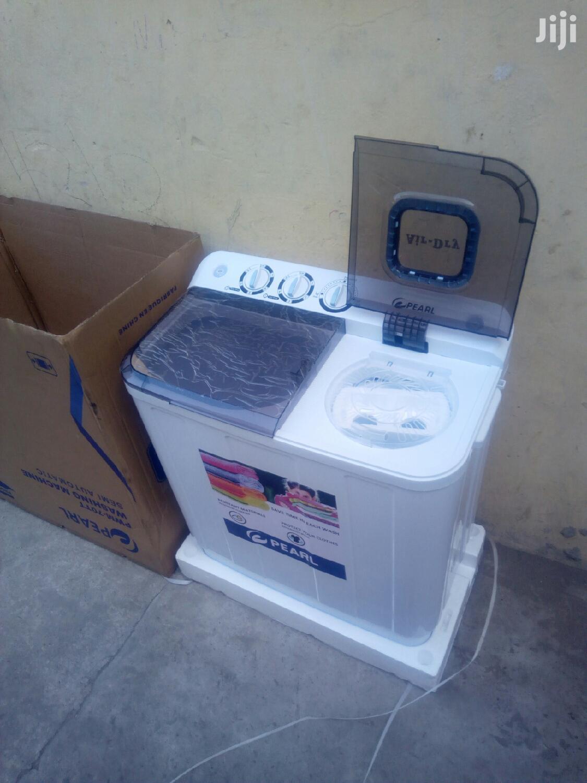 ¥°Super Quality 7kg Pearl Twin Tub Washing Machine ¶
