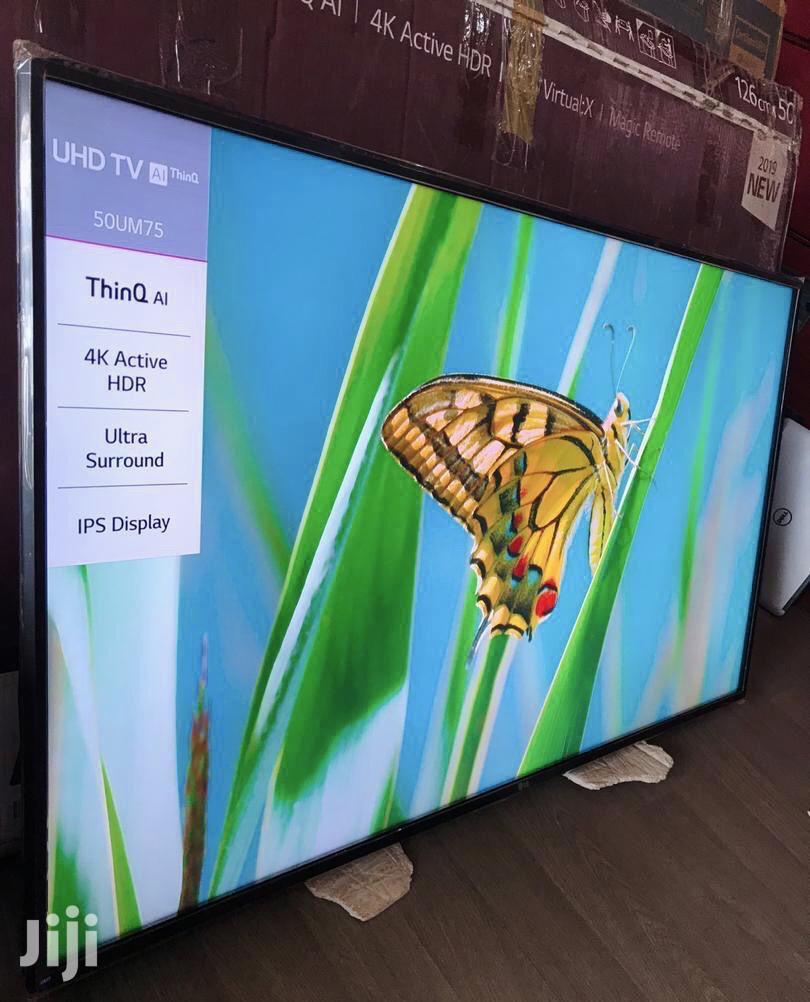 LG 50 Inches Ultra 4K Smart Digital Satellite