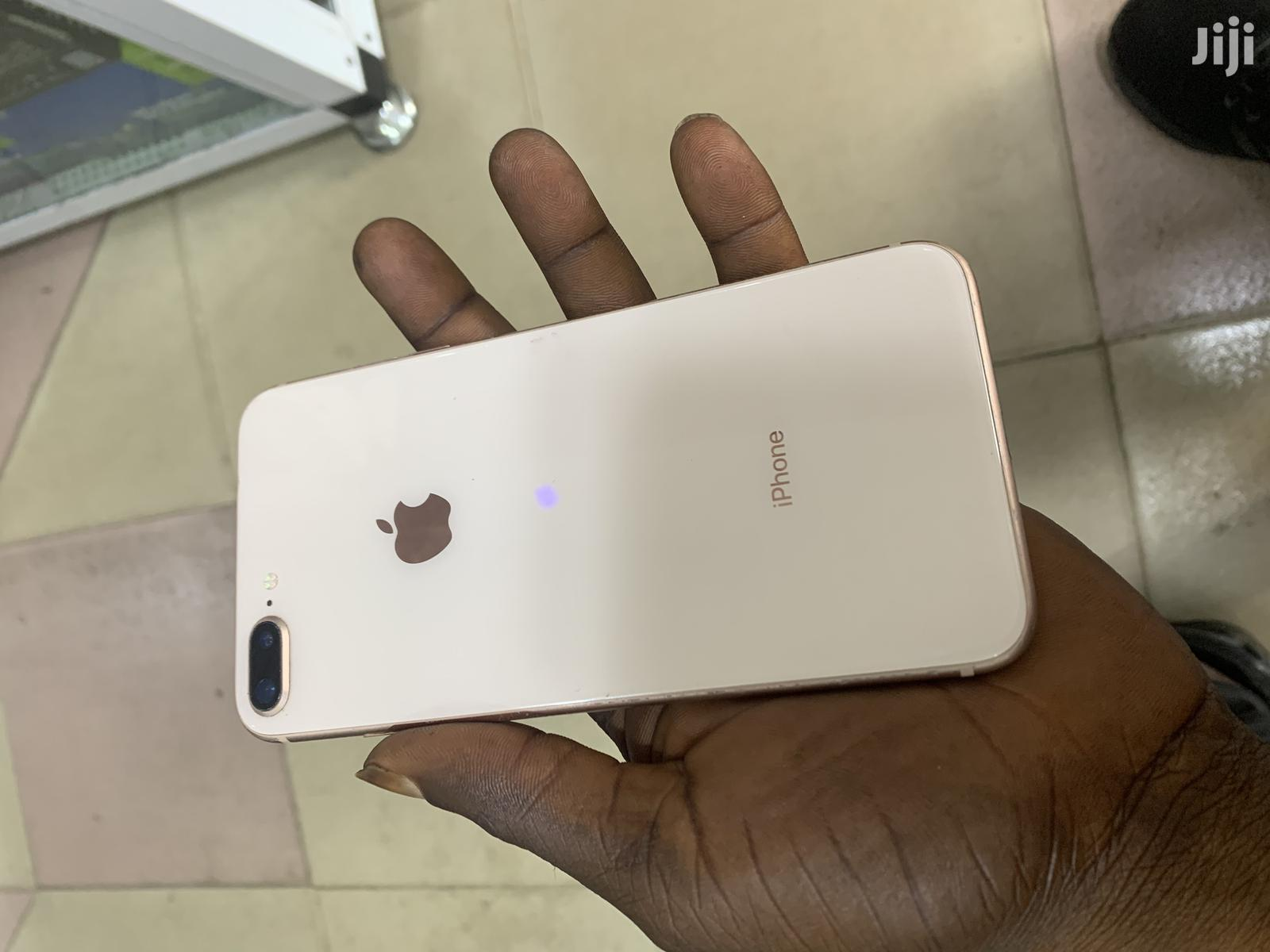 Apple iPhone 8 Plus 64 GB Gold | Mobile Phones for sale in Dansoman, Greater Accra, Ghana