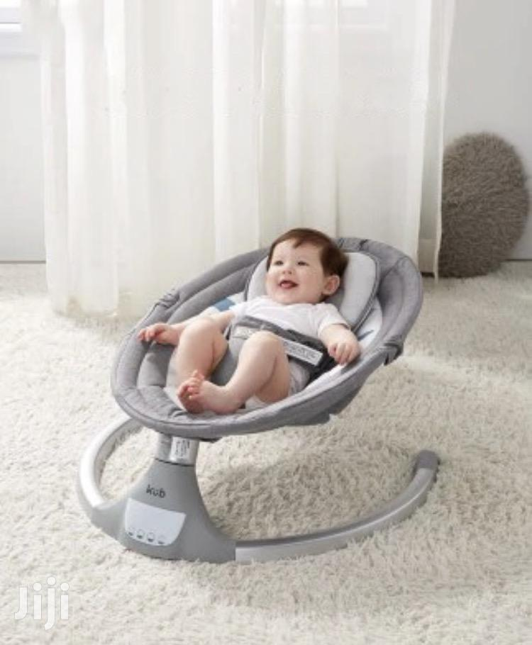 Newborn Baby Electric Swing Bed | Children's Gear & Safety for sale in East Legon, Greater Accra, Ghana