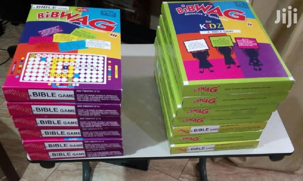 Board Bible Game - Bibwag (For Adults) Bibwag for Kidz | Books & Games for sale in Madina, Greater Accra, Ghana