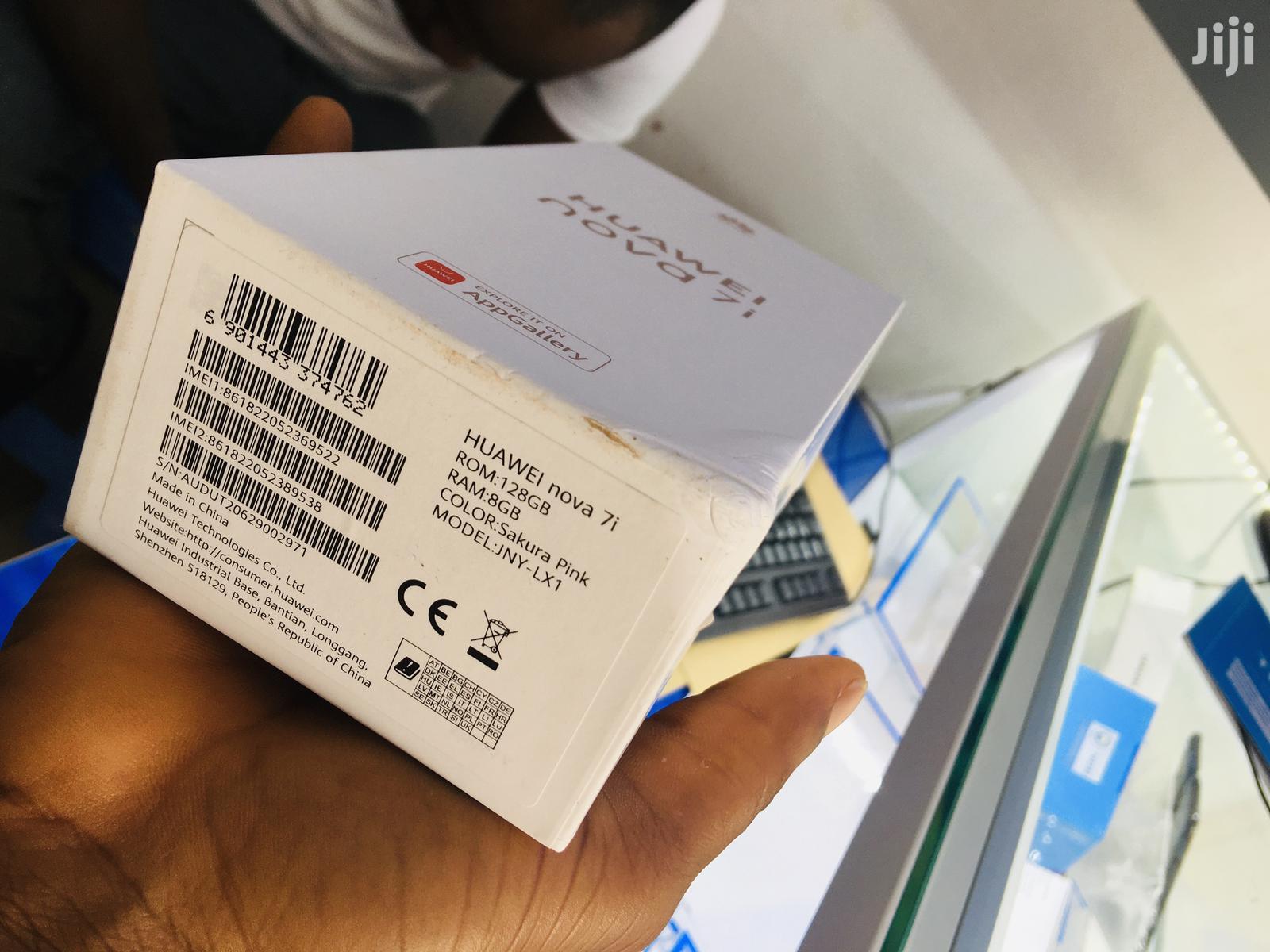 Archive: New Huawei Nova 7i 128 GB