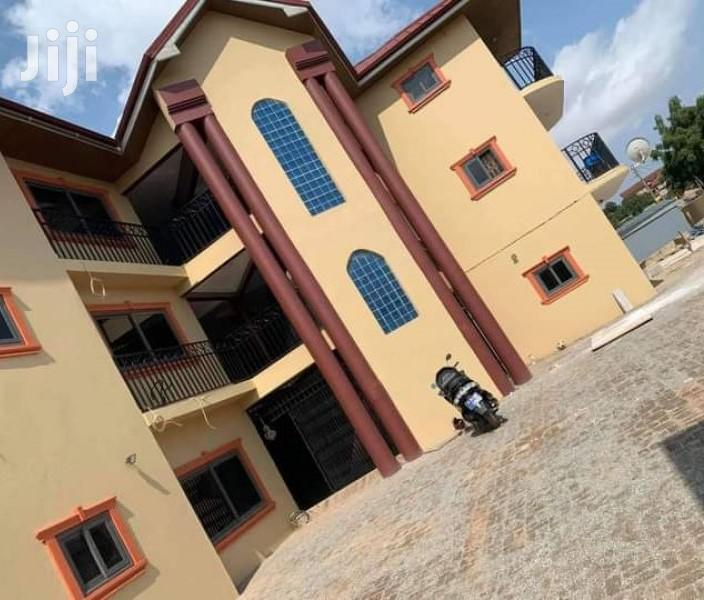 Archive: 2 Bedroom Flat At Agbogba Police Station