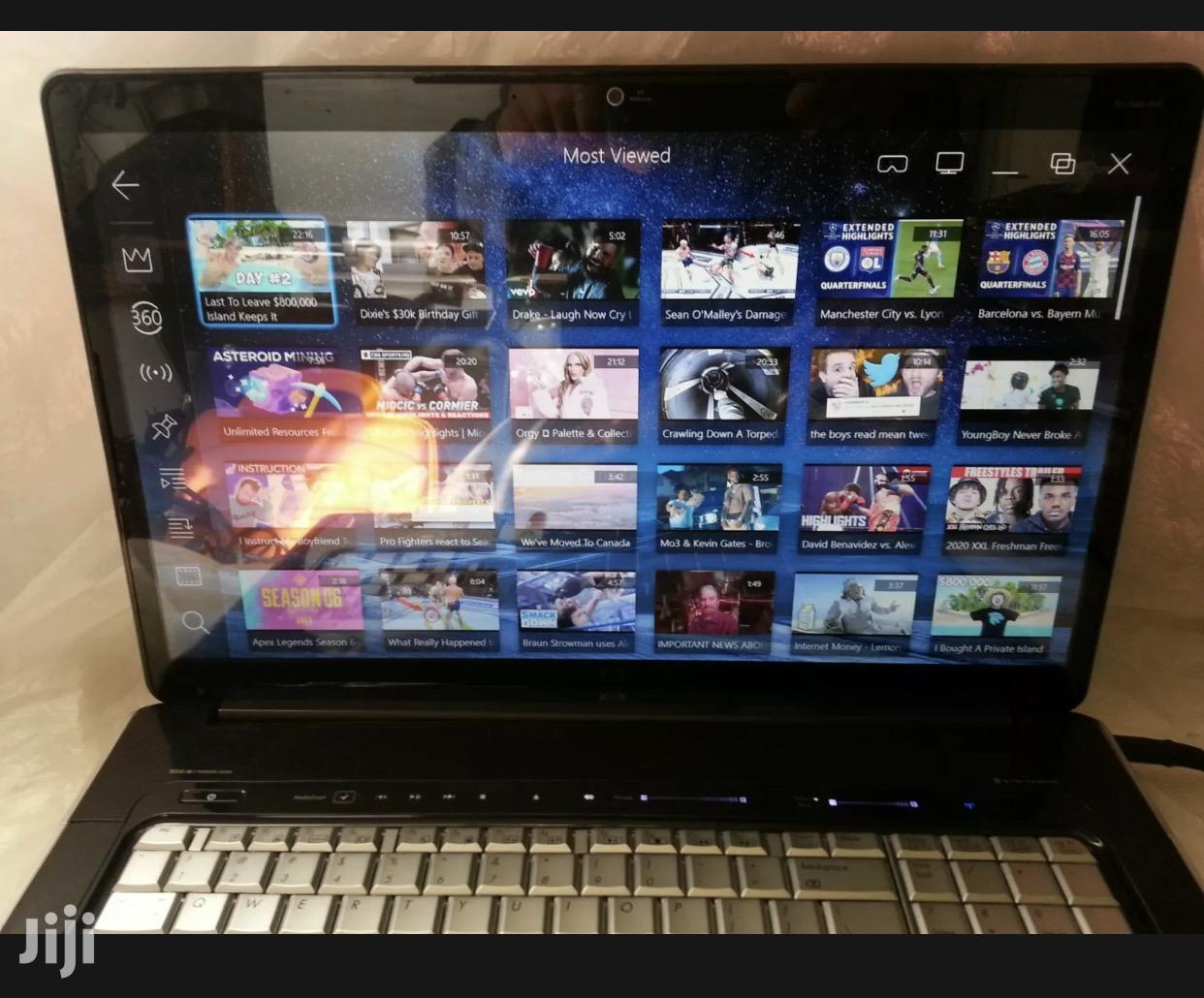 Laptop HP Pavilion Dv8T 4GB Intel Core i7 HDD 500GB